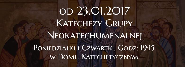 Katechezy Grupy Neokatechumenalnej