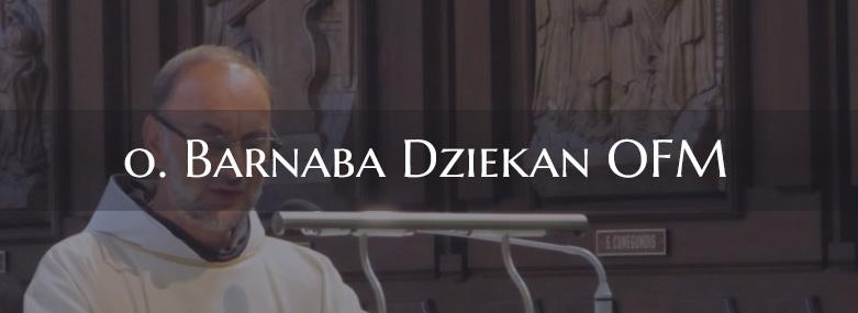 o. Barnaba Dziekan OFM