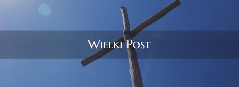 Piątek droga krzyżowa, niedziela gorzkie żale