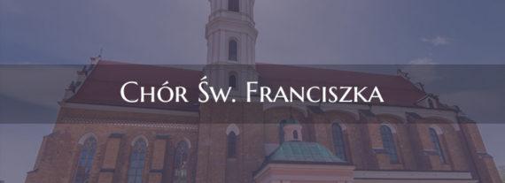 Chór św Franciszka 18.11
