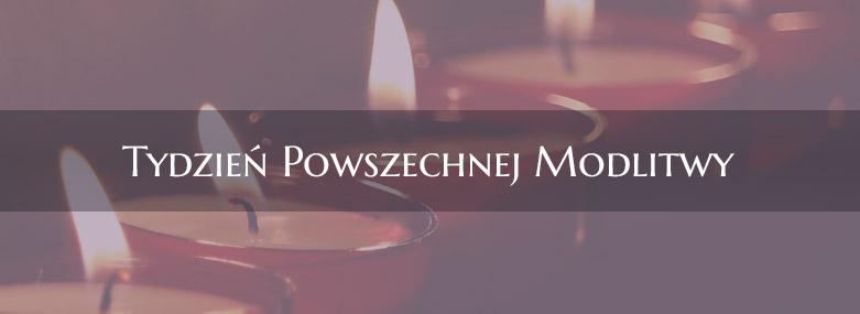 Tydzień powszechnej modlitwy