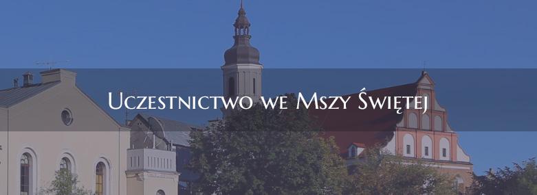 Uczestnictwo we Mszy Św.