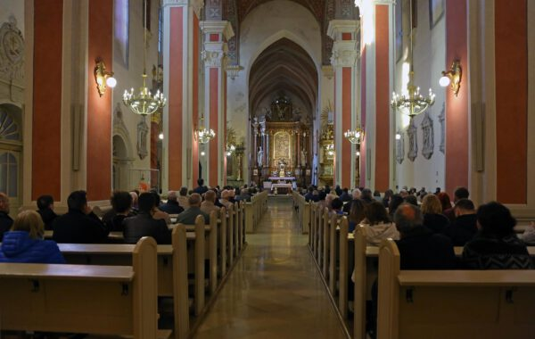 Klasztor 2019 / 2020 cz.2