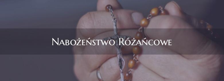 Nabożeństwa Różańcowe Październik
